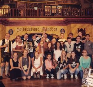 Germany - hofbrauhaus